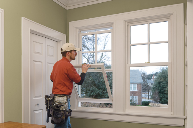 Remodeling windows