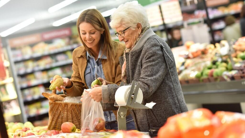 Grocery Shopping Ideas