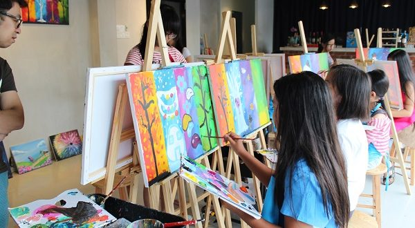 Art jamming in singapore